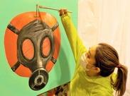 ≪未経験OK≫建物に特殊塗装をするお仕事です◎DIYが趣味の方にオススメ★家庭のインテリアでも活かせるスキルが身につきます!