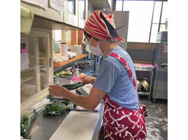 『明日の夕飯これにしよう♪』 料理しながら明日の献立も決まっちゃう◎ メニューや食材は事前に準備してます!