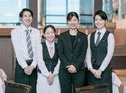 東京の夜景を一望♪洗練された居心地良い空間で、一緒に質の高いサービスを提供していきましょう!