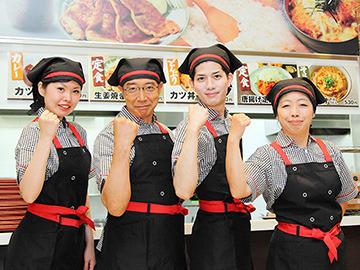 【オープンキッチンでの調理&接客】調理・接客スタッフ大募集!「ごはんどき」は20~50代の幅広い年齢の方が活躍中です!未経験者大歓迎!扶養範囲内勤務OK!