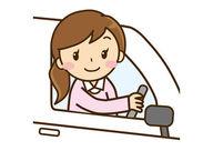 ◆AT限定OK! 免許があれば初めての方でも大歓迎★決まったルートでスケジュールにあわせて配送⇒ラクラクです♪