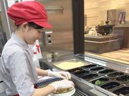 CMでも有名なピザハットのピザを作りませんか?元町Express店では店内スタッフのみの募集です!