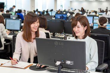 \会社を支える人事総務部のお仕事/ オフィス内も風通しが良く、メリハリのある雰囲気で ストレスなくお仕事ができる環境です◎
