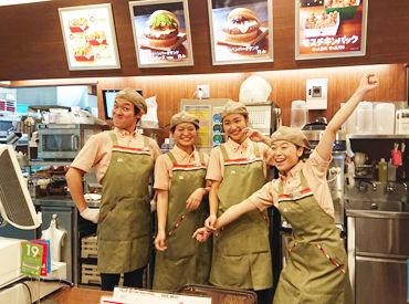みんなで一緒に楽しく働きませんか?? 新しい友達を増やすチャンス!!! ※写真は他店舗の様子です