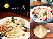 ≪ 長崎で人気のカフェ熊本初出店!! ≫ 本格的なコーヒーやパンケーキ◎ イイ香りに包まれて働けますよ~♪