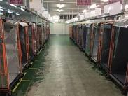 倉庫内はとっても快適★カンタン作業でラクラク◎ 1日4h~24時間好きな時に働ける♪しかも残業ナシで安心○