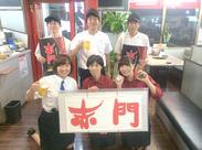 ≪千葉県内の人気店♪≫ 会長・社長が自ら厳選したお肉で、お客様を笑顔に◎従業員割引で家族や友達とおトクに食事もできます!