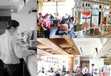 ≪雰囲気120点★★★≫ ビーチ直結のイタリアンレストランと江ノ島内のカフェ♪*