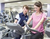 <スタッフ特典:施設利用料0円> 働きながら健康になれちゃうのもセントラルならでは♪体を動かすのが好きな方、大歓迎です!