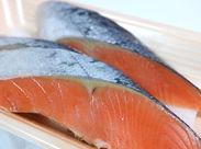 \スーパーの鮮魚コーナー♪/ 調理師経験やお仕事経験が活かせます☆ 久しぶりにお仕事復帰の方も大歓迎!