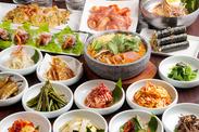 【韓国料理でおもてなし♪】 韓国料理のレシピなどを学べるかも♪プライベートでも活かせるスキルも学べるちゃう!?