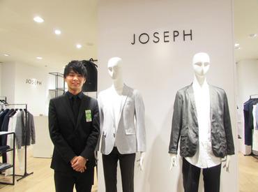 【JOSEPH ABBOUD販売】\大人気ブランドで安定Work♪/アメリカンインターナショナルブランド「JOSEPH ABBOUD」上品で都会的な装いにはファンが沢山!