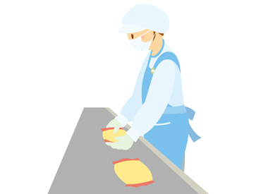 【お肉のパック詰め・仕分け】<土日祝休み><履歴書不要!> ◆カンタン!お肉のパック詰め&仕分け等◆未経験でも長期×安定勤務が可能です!