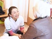 ≪訪問看護のお仕事♪≫ 短時間OK!高時給でサクッと稼げる★ 空いた時間を有効活用できる職場です◎