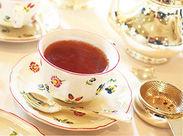 =★ NEW OPEN ★= 世界各地の紅茶ご提供!