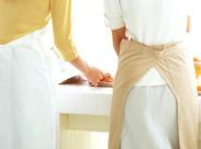 お任せするのは、盛付け・配膳・食器の洗浄!とってもシンプルなので、「料理は苦手…」という方も大歓迎!