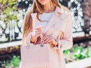販売未経験からはじめた20~30代の女性が活躍中★高時給1400円で安定収入!この春、仕事もひとり暮らしも手に入れよう♪
