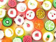 コロンとした色とりどりのキャンディに、ココロがきゅん♪。* バルセロナの本店から、世界14カ国に広まった大人気店です!