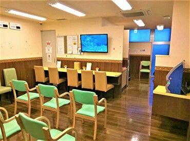 町田駅より徒歩2分で通勤便利☆キレイな職場環境です!