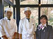 様々な視点から愉しめる料理を 伊豆の厳選食材をふんだんに使用して創り出しましょう。