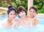 【0円】で入浴OKなどスタッフ割引が多数! お風呂・銭湯好きさんはもちろん、 そうでないあなたも見逃せない特典たくさん♪♪