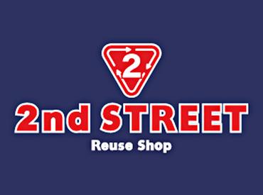【店舗STAFF】\2nd STREETでパートデビューしませんか?/<1日3h~>短時間OK!面接時履歴書不要☆お子さんの体調不良などのお休みOK◎