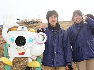 """【フォトスタッフ】\\短期も長期もOK♪//""""大室山リフト""""で最高の笑顔をパシャリ♪伊豆の有名観光スポットで楽しく写真撮影!!"""
