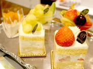 特別な日を彩るケーキを作るお手伝い♪少しずつ出来ることからお願いします★ケーキが出来あがると、気分も上がりますよ*