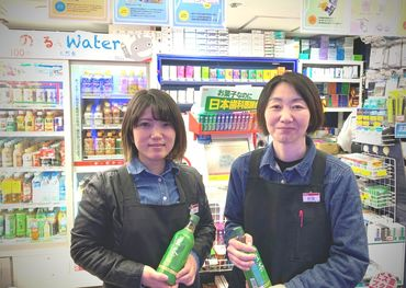 ≪駅ナカだから、通勤ラクラク≫ toksは東急グループの一員です★ 東急沿線に勤務できるお店が いっぱいありますよ◎