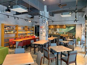 ◆沖縄島料理ダイニング【雪塩SURF】◆ 石垣島料理やお酒が楽しめるお洒落なお店★ 絶品の料理がまかないでも食べられます♪♪