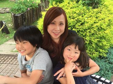 女性スタッフが多数活躍中! マツモトキヨシグループでは、 子育てママや、復職された方などが活躍しています♪