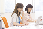 昨年8月にオープンしたばかりのキレイなオフィスで快適にお仕事できます★新潟駅から徒歩5分で通勤ラクラク!※画像はイメージ