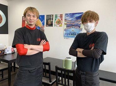 熊本唯一の桝元店舗♪ フルタイム希望の方も大歓迎です♪ 正社員登用制度もあります!