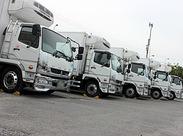 グループ会社の大型・中型トラックを整備★ 1日5台程度を担当します◎ 持っている資格を活かせるお仕事です!