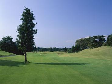 ゴルフプレーにお得な社員割引あり◎ ・これからゴルフを趣味にしたい方 ・ゴルフが趣味の方 などなど、必見の特典です♪
