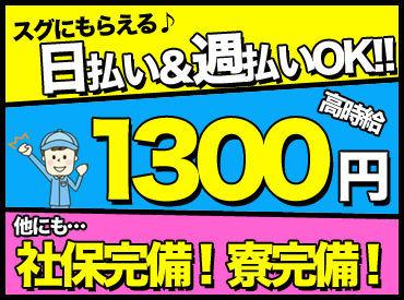 【カウンターリフト作業】滋賀県野洲市にあるターミナルでカウンターリフト作業!荷物の仕分け作業あり◎お昼1時からの勤務で朝ゆっくりできますよ♪
