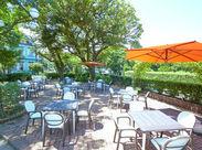 4月には兼務のカフェがオープン! お洒落に働きたい方、カフェ好きな方も要注目!オープニング⇒全員同期★