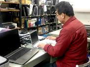 ◆経験者歓迎!◆30代のスタッフが活躍する職場です。 初めは、先輩スタッフのサポート業務からお任せしていきます◎