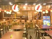 味噌キッチンはシフトの融通抜群で、働きやすさに自信アリ☆駅直結の新千歳空港内にある店舗なので、悪天候の日も通勤ラクラク♪