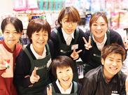 駅ナカショッピングモール★ スタッフ大量募集につき、友達との応募もOK♪