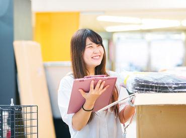 遊びを通じてお客様を幸せに…☆一緒にお店を盛り上げ、楽しく働いてくれる事務スタッフを募集中!
