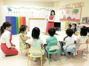 親子の「学び」と「育ち」をフルサポート★小学館グループならではの研修カリキュラムも充実◎