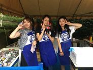 直近は7/20(金)、21(土)新横浜のお祭り、7/26(木)新横浜のライブ会場での出店があります