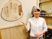 「麹町ばらく」が晴海にOPEN! 当店自慢のお蕎麦を用いた まかないもあるので、 日本の伝統料理を楽しめます♪ ※写真:四ツ谷店