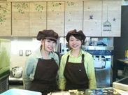 \創業149年!!宇治園の直営店/ 抹茶を中心としたCafe<茶の彩★> 和の落ち着いた雰囲気で働こう◎