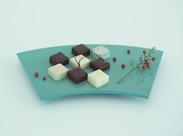 ◆『kiki(季季)』とは…◆ 春夏秋冬の食材を使った一口サイズの和のチョコ レート。国産の素材を使って一粒一粒丁寧に♪