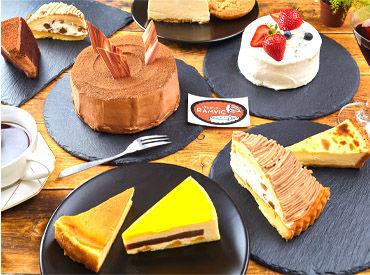 ☆★ケーキ屋さんでのお手伝い★☆ 『小さなころケーキ屋さんになりたかった』 ⇒今、その夢を叶えませんか?♪