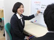 得意な科目1教科から勤務OK♪ 短時間から働けるので、 さまざまな予定と両立OK!