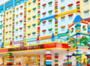 LEGOLAND Hotelのレアポジション限定募集★