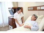 特別養護老人施設の介護スタッフを募集します。